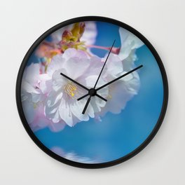 Spring 170 Wall Clock