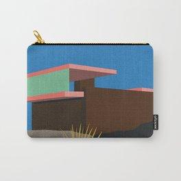 Kaufmann Desert House Palm Springs Carry-All Pouch