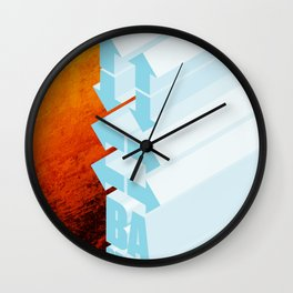 Respect the Code. Wall Clock