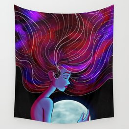 Stars In My Soul Wall Tapestry