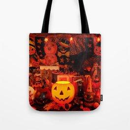 A Very Vintage Halloween Tote Bag