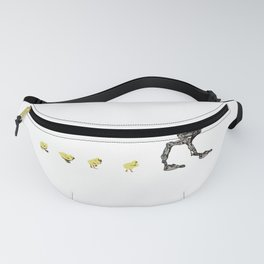 Chicken Xing Fanny Pack