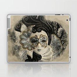 Venetian Mask Laptop & iPad Skin