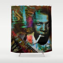 Robert johnson Shower Curtain