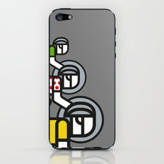 Peloton Tour De France iPhone & iPod Skin