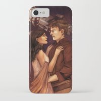 firefly iPhone & iPod Cases featuring Firefly by Vaahlkult