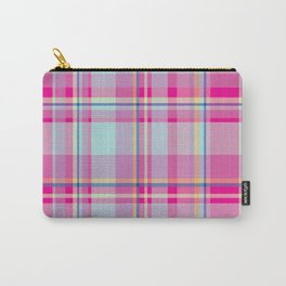 Plaid_Series 1 Carry-All Pouch