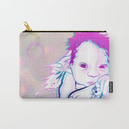 New Born Sphere Carry-All Pouch