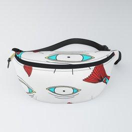 Fish Bowl Fanny Pack