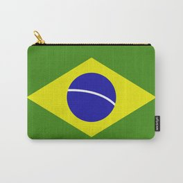 brazil flag Carry-All Pouch