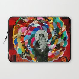 Maria (mãe de Jesus) Mary (mother of Jesus) #1 Laptop Sleeve