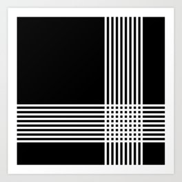 krizanje Art Print