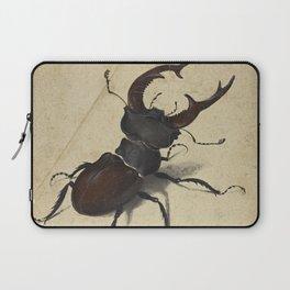 Stag Beetle - Albrecht Durer Laptop Sleeve
