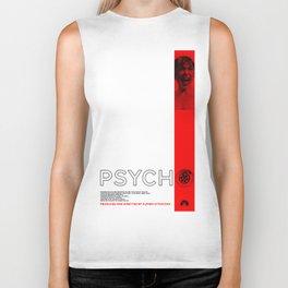 Hitchcock: Psycho Biker Tank