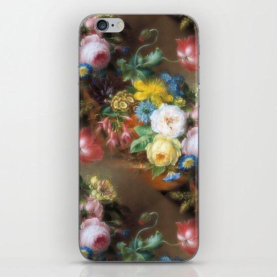 Soft Summer Bouquet iPhone & iPod Skin