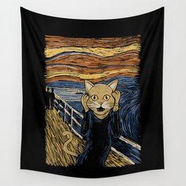 The Purr Wall Tapestry