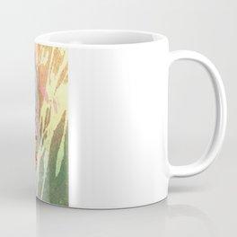 A Laptop Eating Multicolored Kittens Coffee Mug