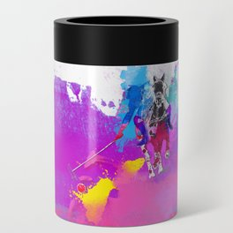 polo abstract Can Cooler