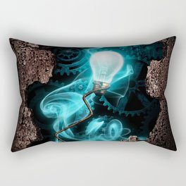 Myst Rectangular Pillow
