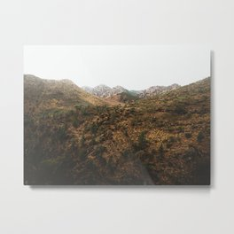 Flinders Ranges Metal Print