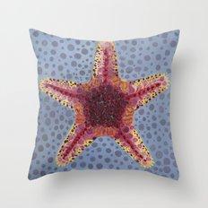 Sea Star  Throw Pillow