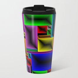 ColorBlox - Hammered Travel Mug