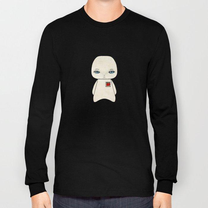 A Boy - Self-portrait 2 Long Sleeve T-shirt