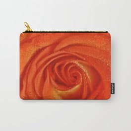 Orange Crush Carry-All Pouch