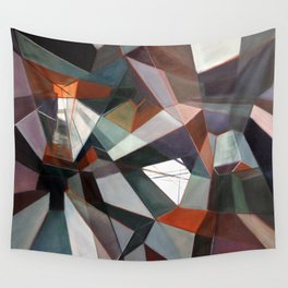 Perspective Shift II Wall Tapestry