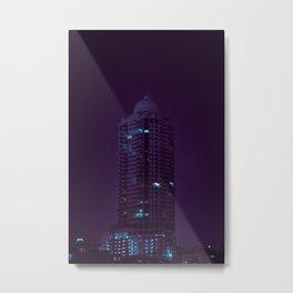 River Park / Bladerunner Vibes / Bangkok Metal Print