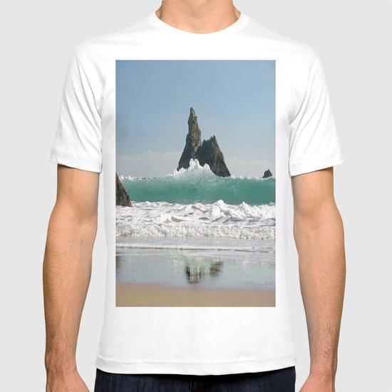 BroadHaven South Beach.Pembrokeshire.Wales. T-shirt