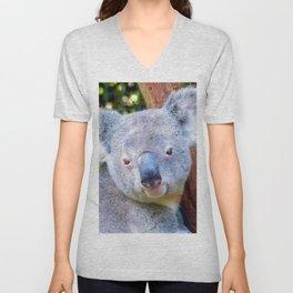 Extraordinary Animals- Koala Unisex V-Neck