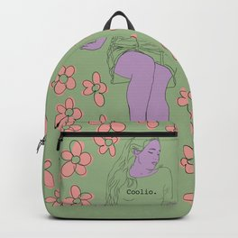 Coolio. Backpack