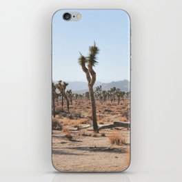 JOSHUA-SCAPE iPhone Skin