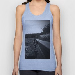 A Scene in Time of a Time Gone By Unisex Tank Top
