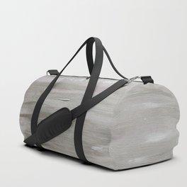 Lavender & Silver Duffle Bag