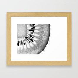 A slice of heaven Framed Art Print