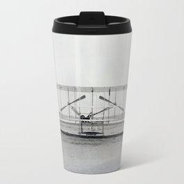 The Wright Brother's aeroplane Travel Mug
