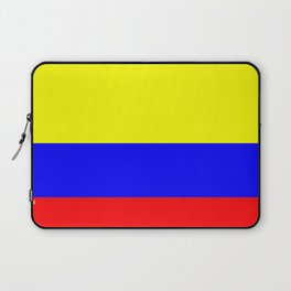 Flag of Colombia Laptop Sleeve