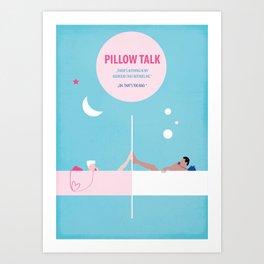 Pillow Talk Kunstdrucke