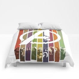VINTAGE OF ULTRON Comforters