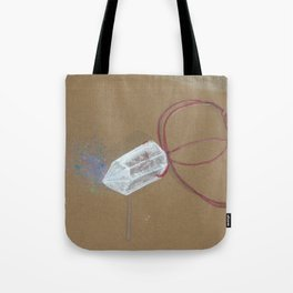 Quartz - These are the things I use to define myself Tote Bag