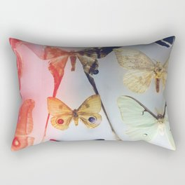 The Butterfly Collection Rectangular Pillow