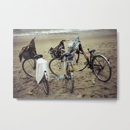 Find Your Friends Metal Print