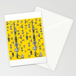 ASSOCIATIVE DRAWING Stationery Cards