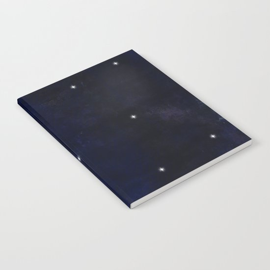 Starry Sky Notebook