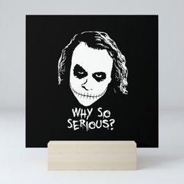 MAKE THIS OCTOBER AND HALLOWEEN A SCREAM Mini Art Print