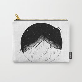 Mountain Glow Carry-All Pouch