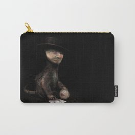 Charles the cat Carry-All Pouch