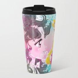 Romantic Lace Travel Mug
